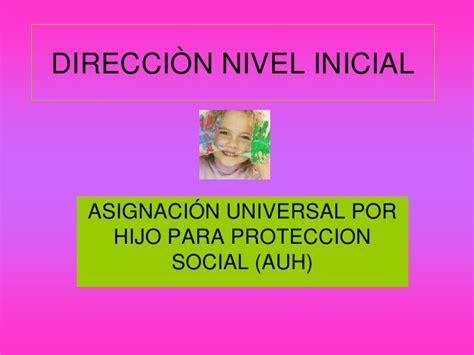 como cambio mi tarjeta asignacin universal por hijo asignaci 242 n universal por hijo