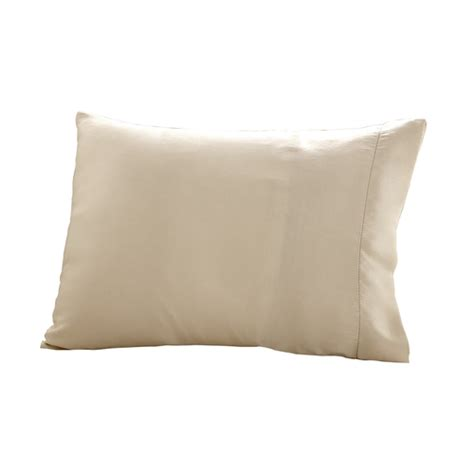 Travel Size Pillow by Silk Pillowcase For Travel Pillow 12x16 Inch