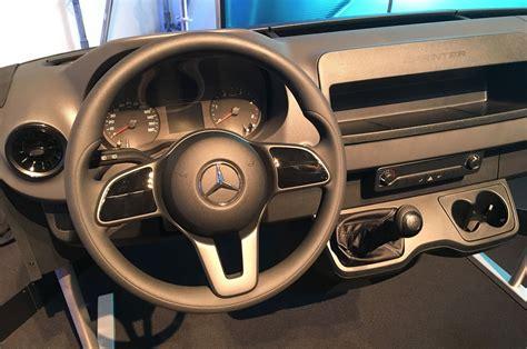 mercedes sprinter interior mercedes teases interior of 2019 sprinter