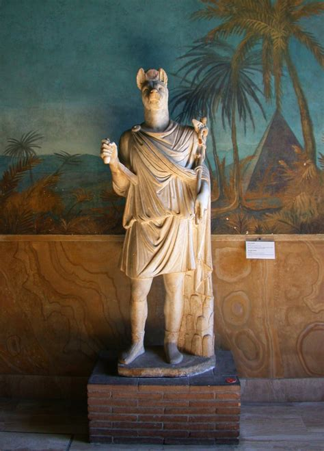 statues of gods file vaticanmuseums egyptian god statue jpg wikimedia