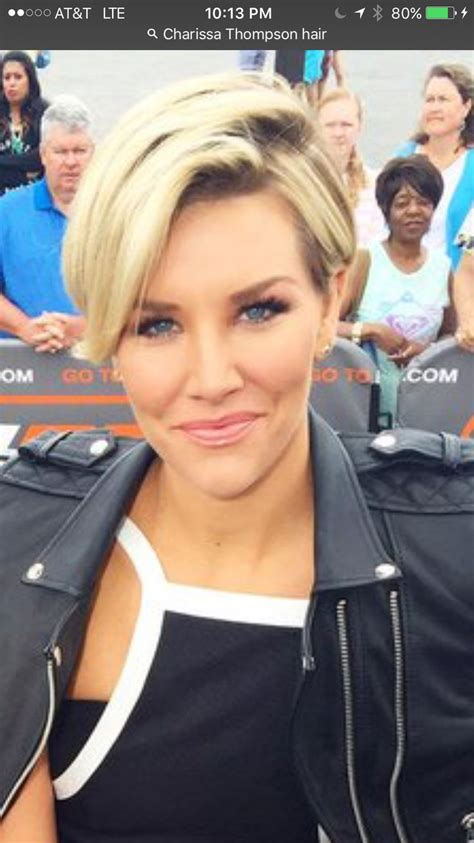 new haircut charissa thompson 27 best images about charissa thompson hair on pinterest