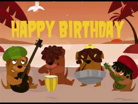 happy birthday reggae mp3 download reggae birthday song f youtube