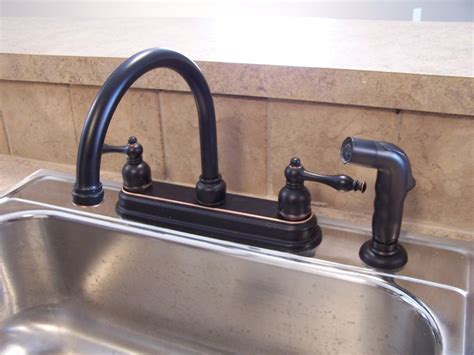 Kitchen Faucet Pull Out Spray Led ? Railing Stairs And Kitchen Design : Good Ideas Kitchen