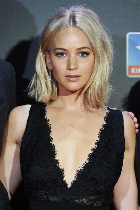 bob hairstyles jennifer lawrence 1000 images about hair on pinterest