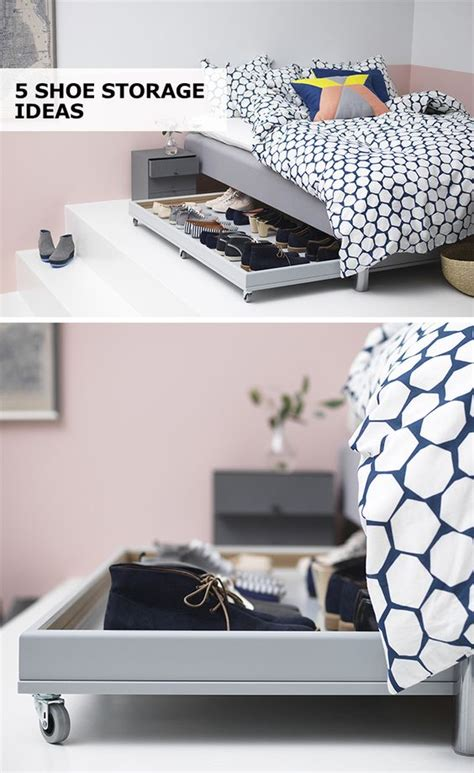shoe storage solutions ikea room storage lovegrove