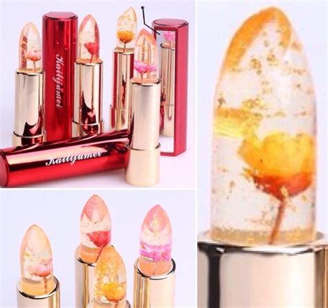 Kalijumei Lipstik Flower Jelly kailijumei jelly flower colour changing lipstick