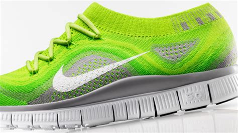Nike Am Half Flyknit Green nike free flyknit run at the nike vault craveonline