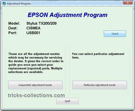t13 resetter orthotamine resetter epson tx200 adjustment program epson tx200