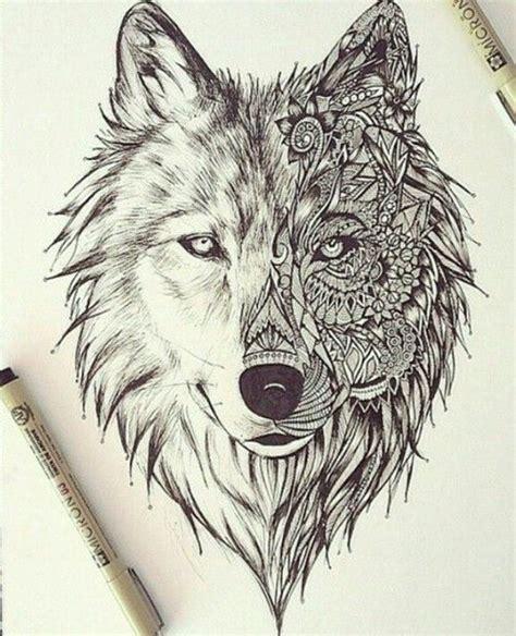 imagenes tumblr lobos lobo dibujo tumblr buscar con google painting and