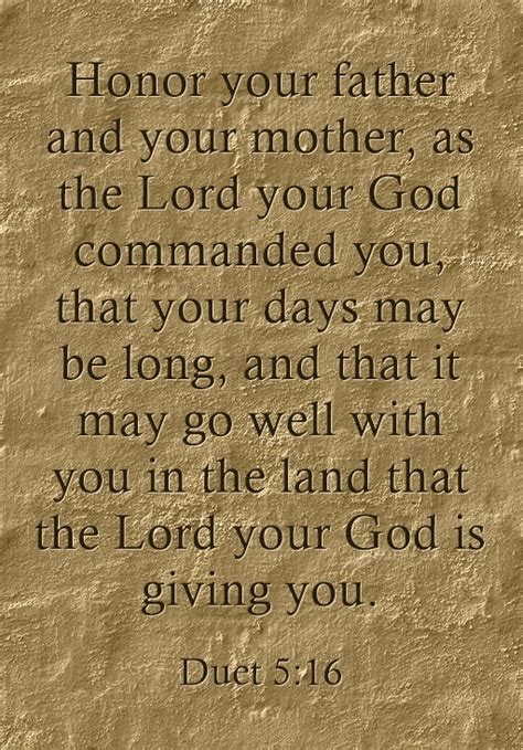 Bible Quotes About Loving Parents by Top 7 Bible Verses About Caring For Parents Wellman