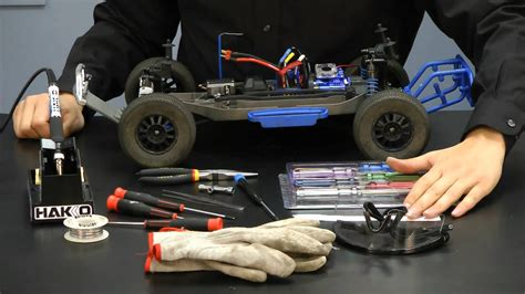 how cars work toolfanatic com tools needed to work on rc cars trucks youtube