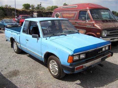 blue nissan truck 1980 datsun kingcab pickup blue 4cyl vn kh720143231