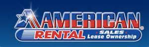 American Rental American Rental Welcome