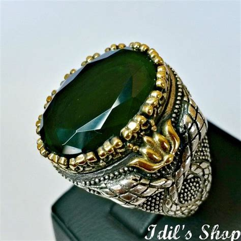 ottoman rings for men men s ring turkish ottoman style jewelry 925 sterling by