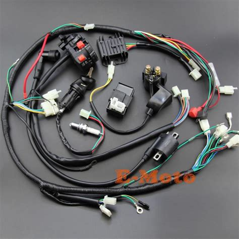 wiring diagram for sunl 50cc dirt bike mini chopper wiring