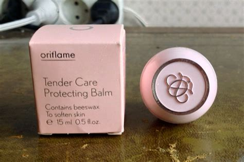 Tendercare Tander Care Bee Wax oriflame tender care protecting balm janet carr
