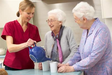 assisted living vs nursing home difference and