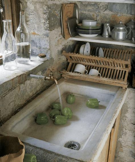 lavello cucina in pietra i lavelli della cucina in pietra per un angolo cottura shabby