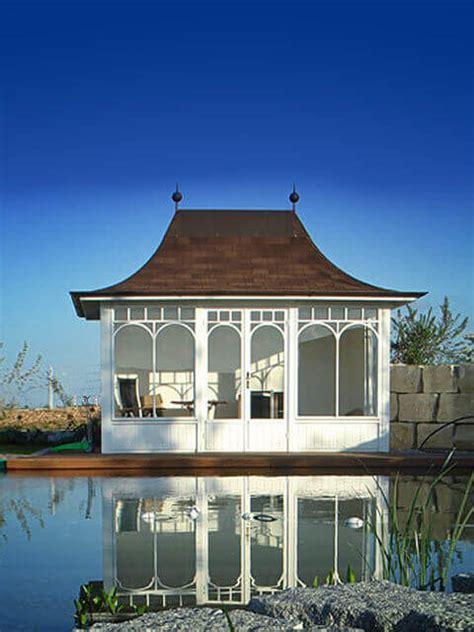 hochwertige pavillons der individuelle holz pavillon f 252 r ihren garten alles