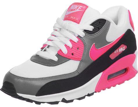 Nike Air Max 90 White Pink nike air max 90 w shoes white pink