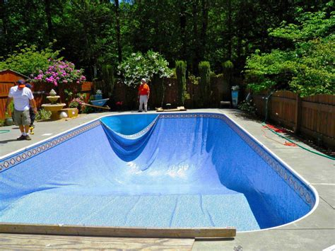above ground pool liner installers above ground pool