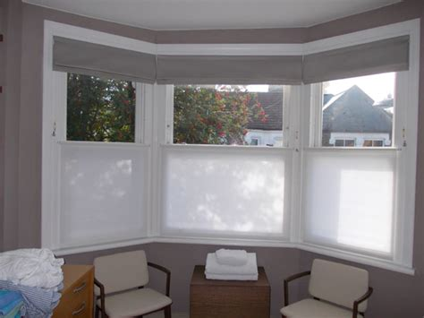 privacy window coverings blinds with bottom half privacy panels