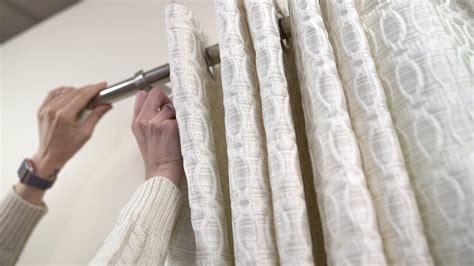 curtain buying guide curtain buying guide hanging eyelet curtains youtube