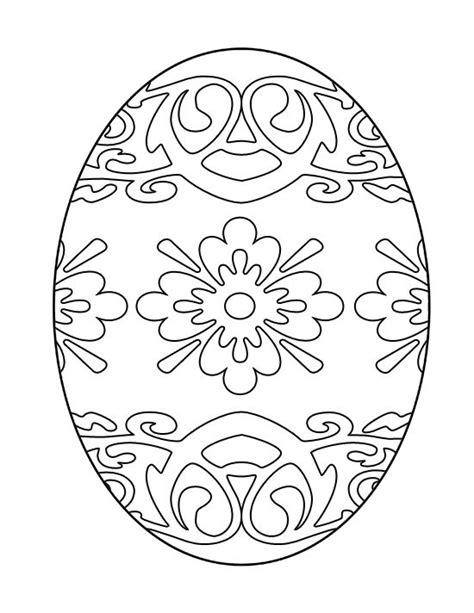 faberge egg coloring page diy handmade jajka szablon do druku wycinanki witraż