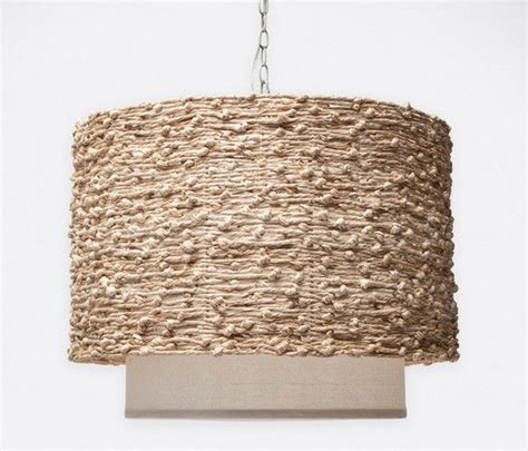 Seagrass Chandelier Shades Seagrass Chandelier Lighting