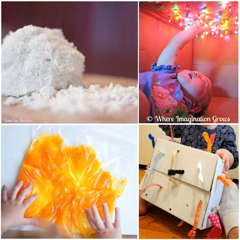 ideas for babies 15 sensory play ideas for babies i arts n crafts