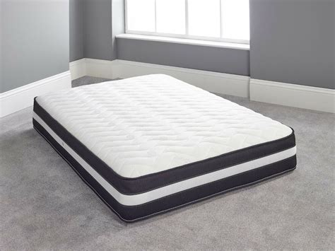 new 3d air flow memory foam orthopaedic mattress 3ft single depth 6 quot ebay