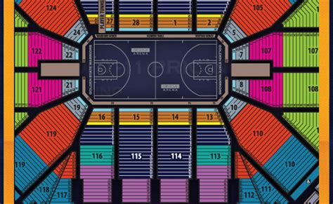 oracle arena warriors seating chart seating map golden state warrior tickets nba seats