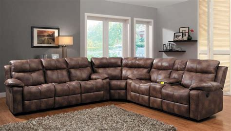 Sectional Sofas With Recliner Sectional Sofa With Chaise Reclining Sectional Sofa With Chaise