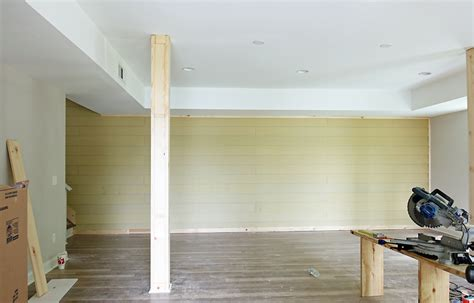 Shiplap Shelves How To Shiplap Wall And Open Pipe Shelves 35 S