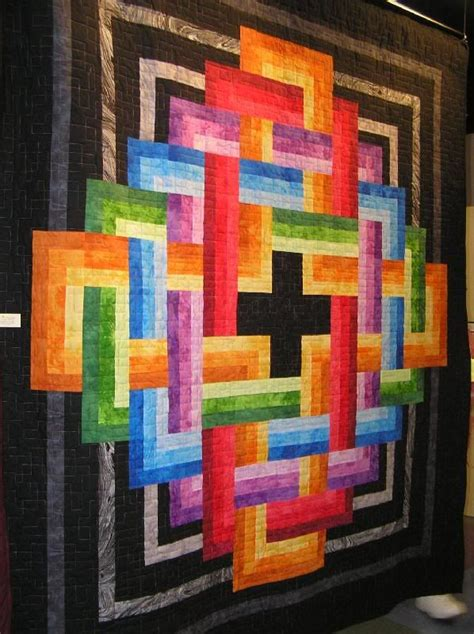 quilt pattern vortex vortex of color from 2007 crossroads quilt show anyone