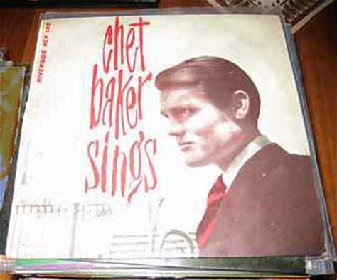 Chet Baker On The Ceiling by Amarcord Records Chet Baker In Italy