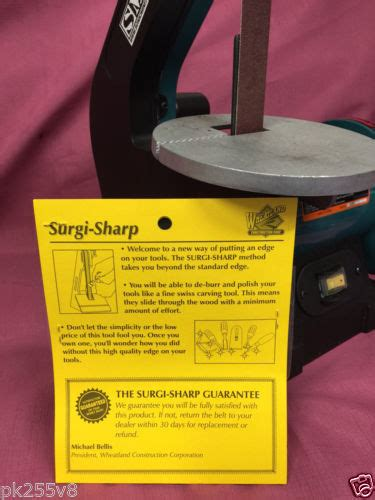 surgi sharp 1 quot x 30 quot leather honing strop belt made in usa