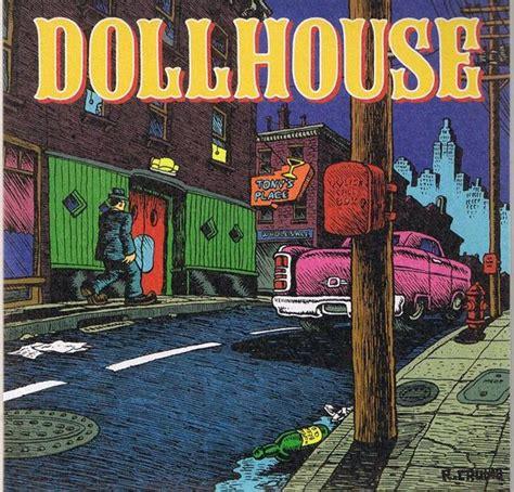dollhouse album dollhouse album cover blues e country di robert crumb