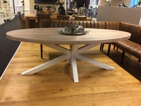 Esstisch Oval by Esstisch Oval Eiche Tischplatte Tisch Oval Massivholz