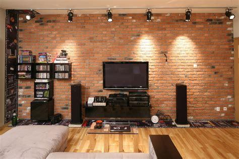 decorar salon tele 4 ideas para la pared de la tv en el sal 243 n decoraci 243 n de