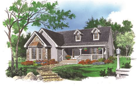 Small Home Plans By Donald Gardner Basic House Plans Popular Home Plans Donald A Gardner