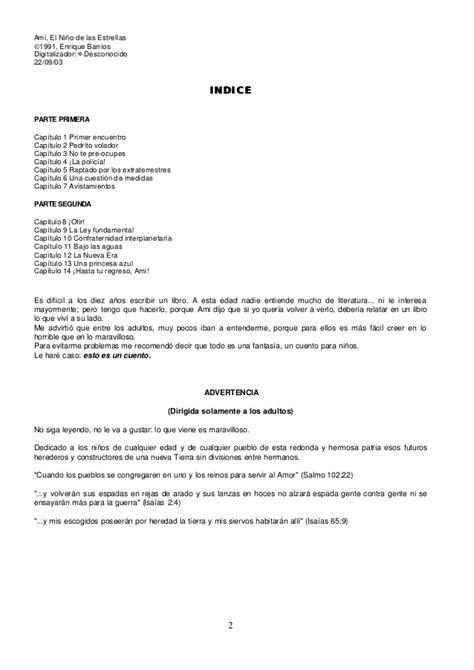 libro ami y perlita ami el ni 241 o de las estrellas pdf