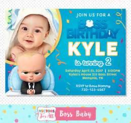 Baby Bracelets Personalized Boss Baby Invitation Boss Baby Party Boss Baby Invite Boss
