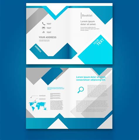 Brochure Template Free by Free Web Elements From May 2014 187 Css Author