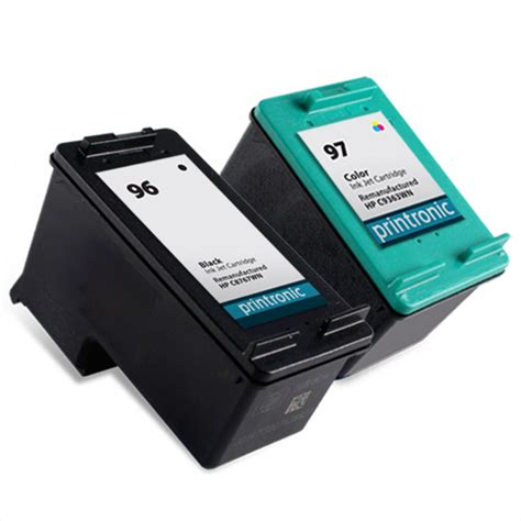 Hp 96 Black Ink Cartridge compatible hp 96 black ink cartridge and hp 97 color ink