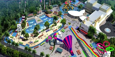 theme park bangi hit malaysia entertainment wonderland bangi water theme