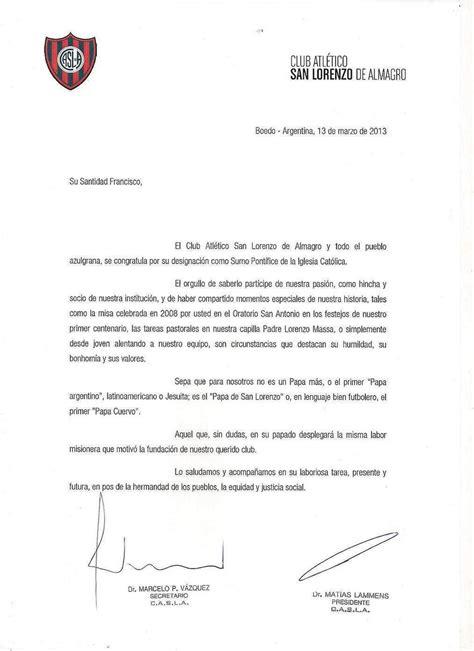 lettere al papa corriere della sera e il san lorenzo scrive al papa suo