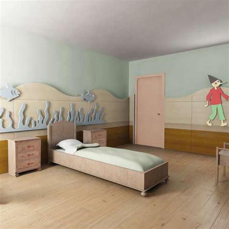 Camere Bambini Immagini by Collezioni Camere Per Bambini In Legno Falegnameria