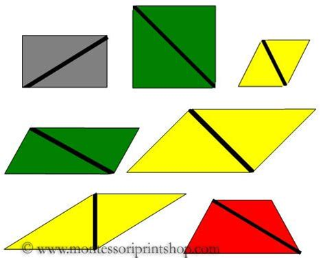 printable montessori geometric shapes 1000 images about montessori geometry materials on