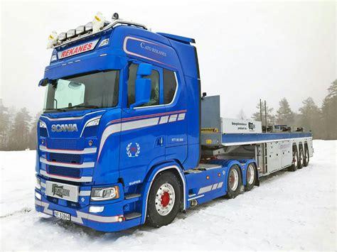scania s730 6x4 trucks rigs truck